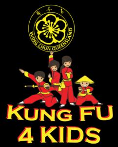 Kung Fu 4 Kids Logo